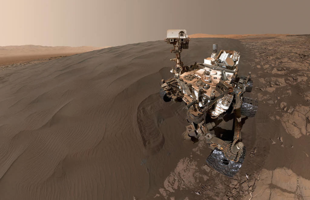 Curiosity rover active and drilling again after computer issue