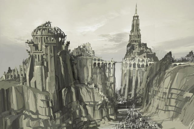 heres everything need know story leading dragon age inquisition dao concept art 8