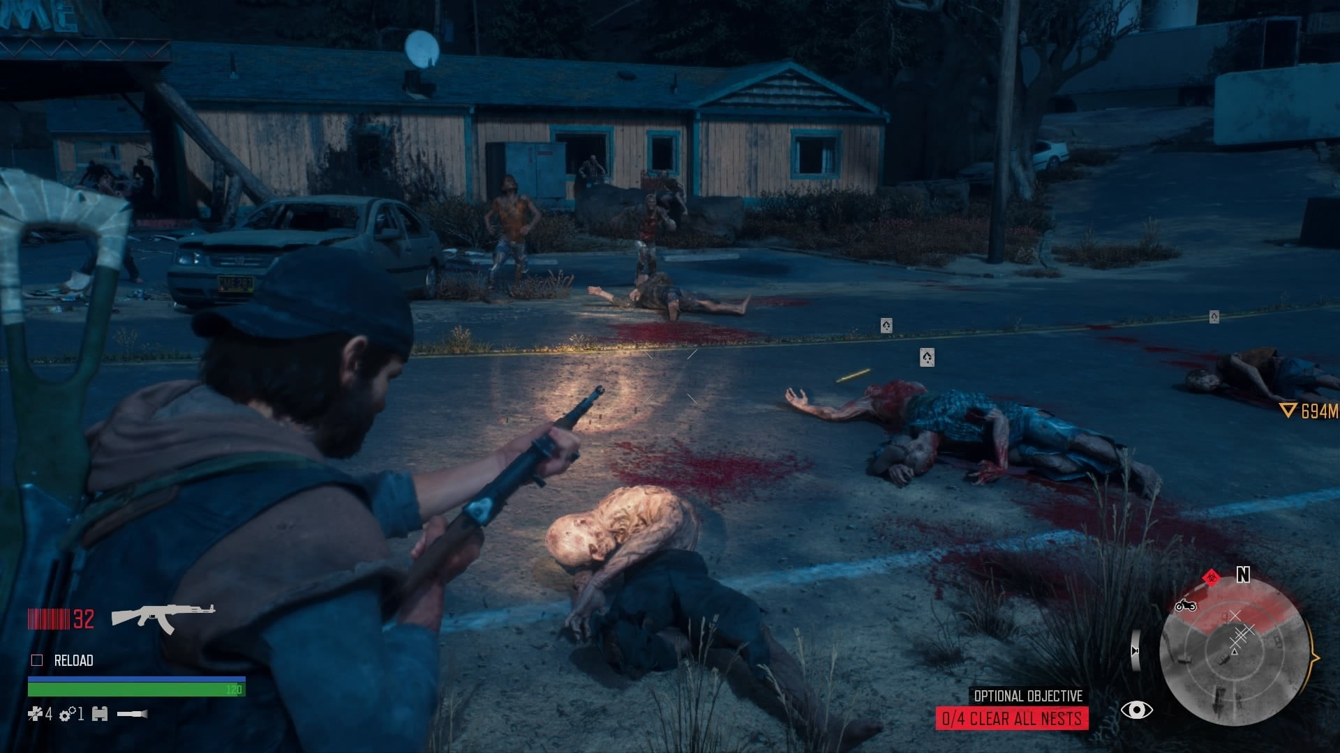 Days Gone: Tips and Tricks for Beginners Entering the Postapocalypse