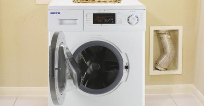 Wash and dry your clothes all-in-one with the best washer dryer combos