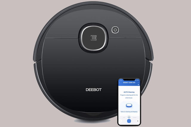 upgraded ecovacs deebot ozmo models vacuum and mop with multi floor mapping 920 01  1