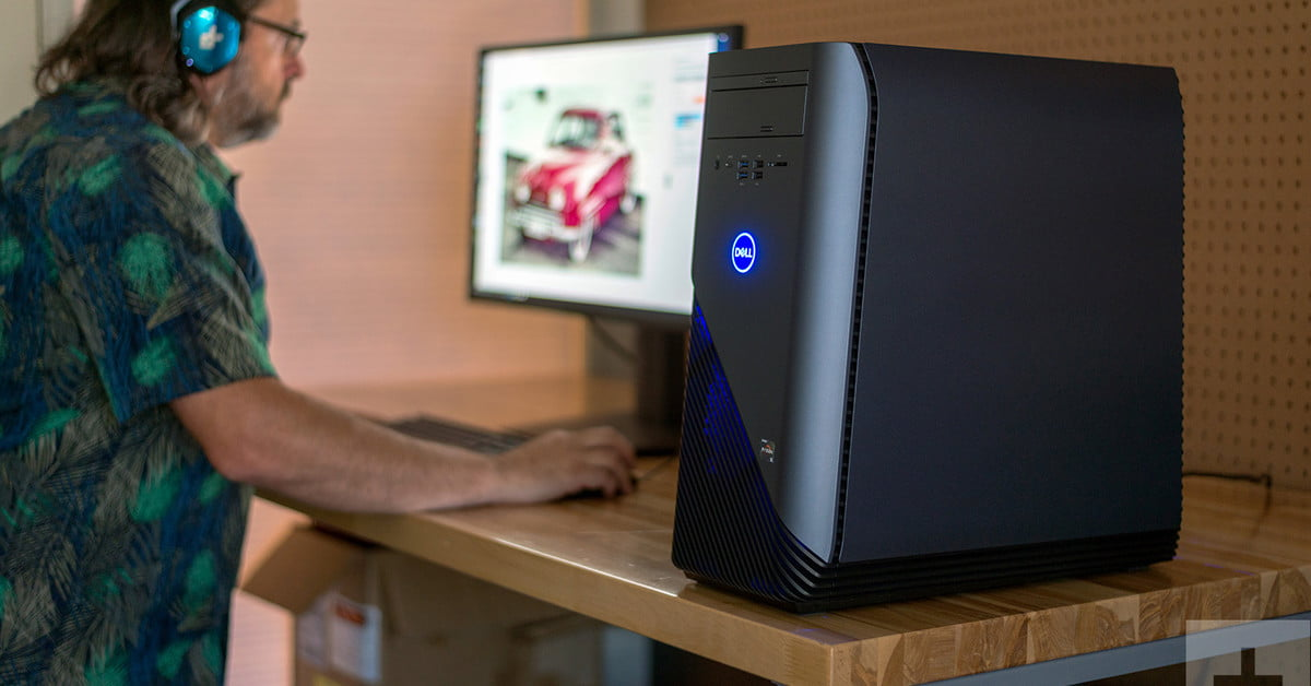 Dell Inspiron 5675 Gaming Desktop Review | Digital Trends