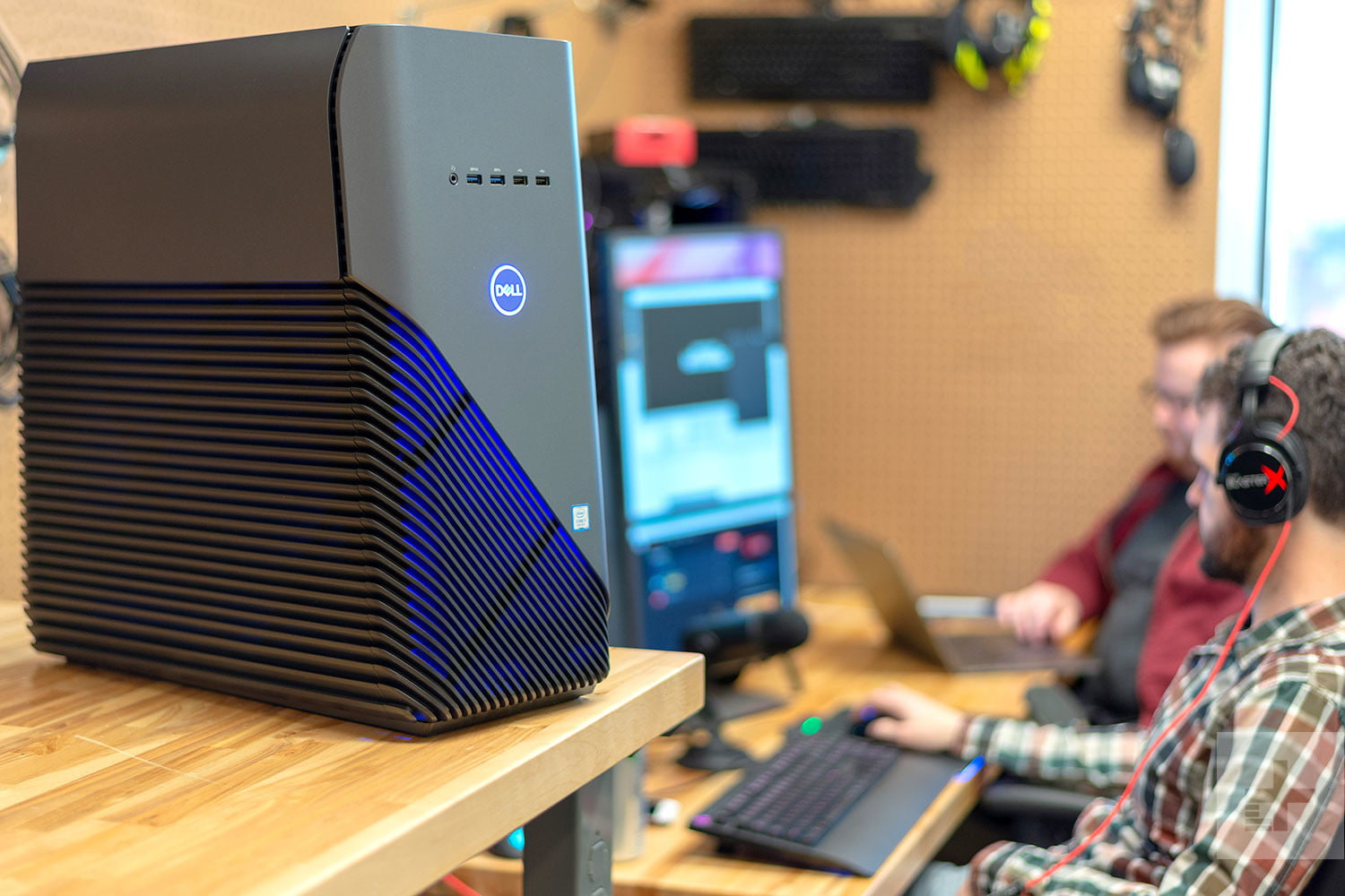 Excellent Dell Inspiron 5680 Gaming Desktop Review Digital Trends Home Remodeling Inspirations Basidirectenergyitoicom