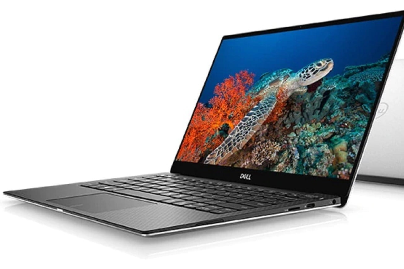 Dell XPS 13 Touch Laptops are a Whopping $450 Off for Cyber