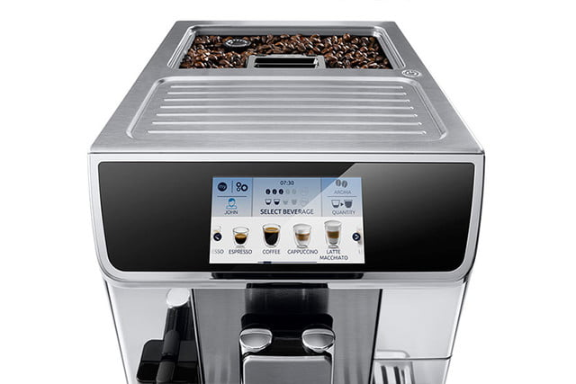 the delonghi primadonna elite is an app controlled coffee maker 005