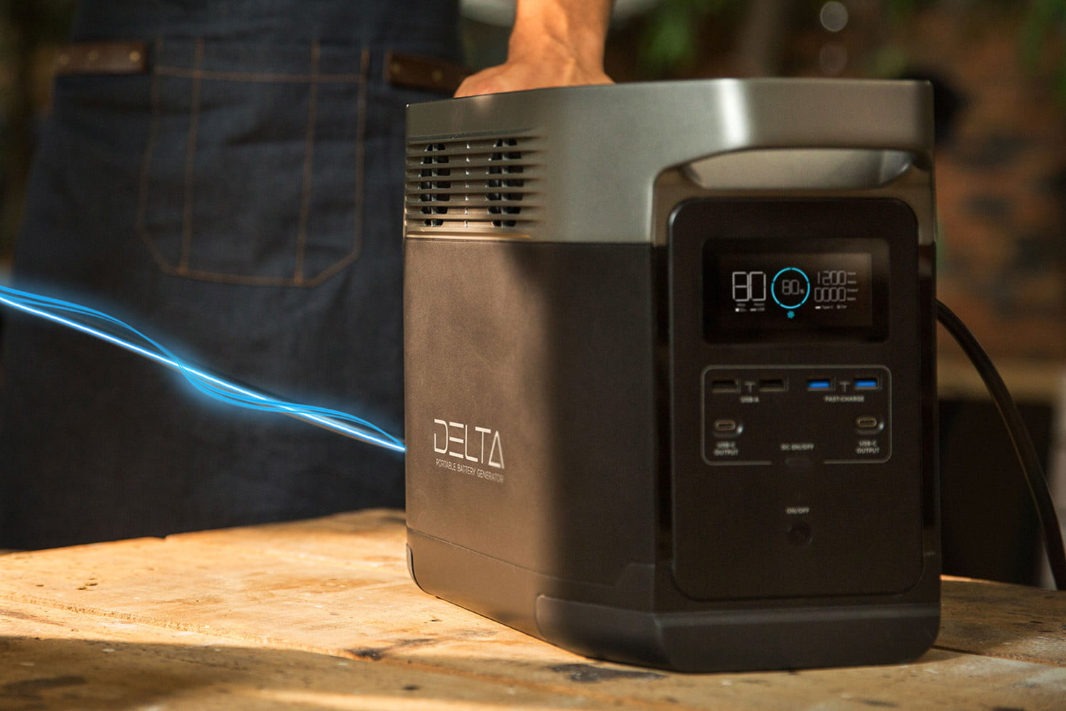Awesome Tech You Can't Buy Yet: Big, beefy batteries and ferrofluid clocks