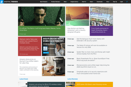 Welcome to the all-new Digital Trends