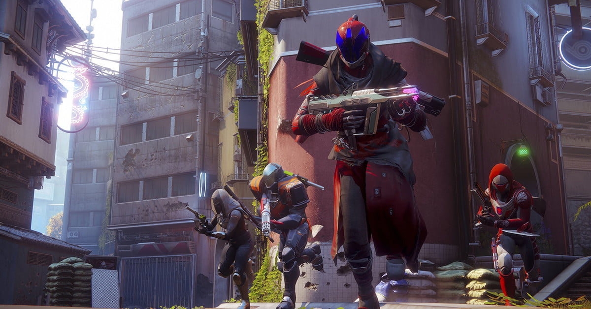 Dominate Multiplayer With Our Destiny 2 Crucible Guide