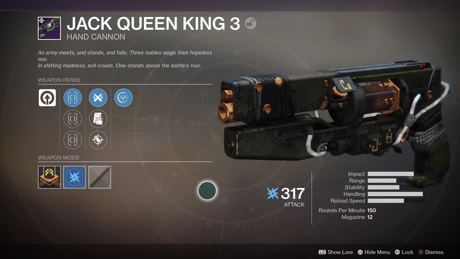 Destiny 2: Curse of Osiris' Lost Prophecy Weapons Guide