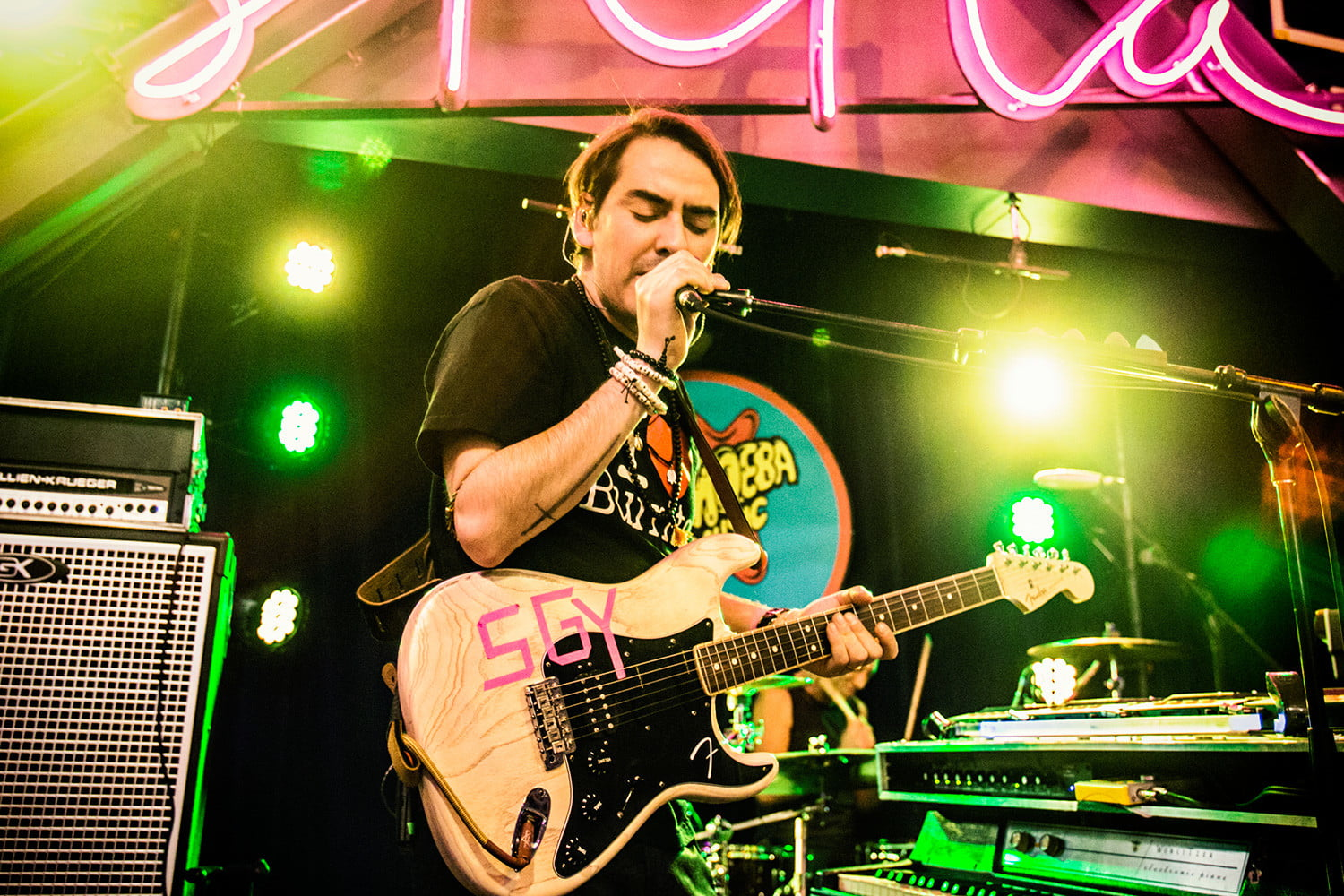 Electronic sounds have always been part of Dhani Harrison's