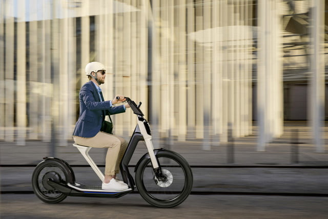 Volkswagen Offers Two Cool Scooter Designs for Zipping
