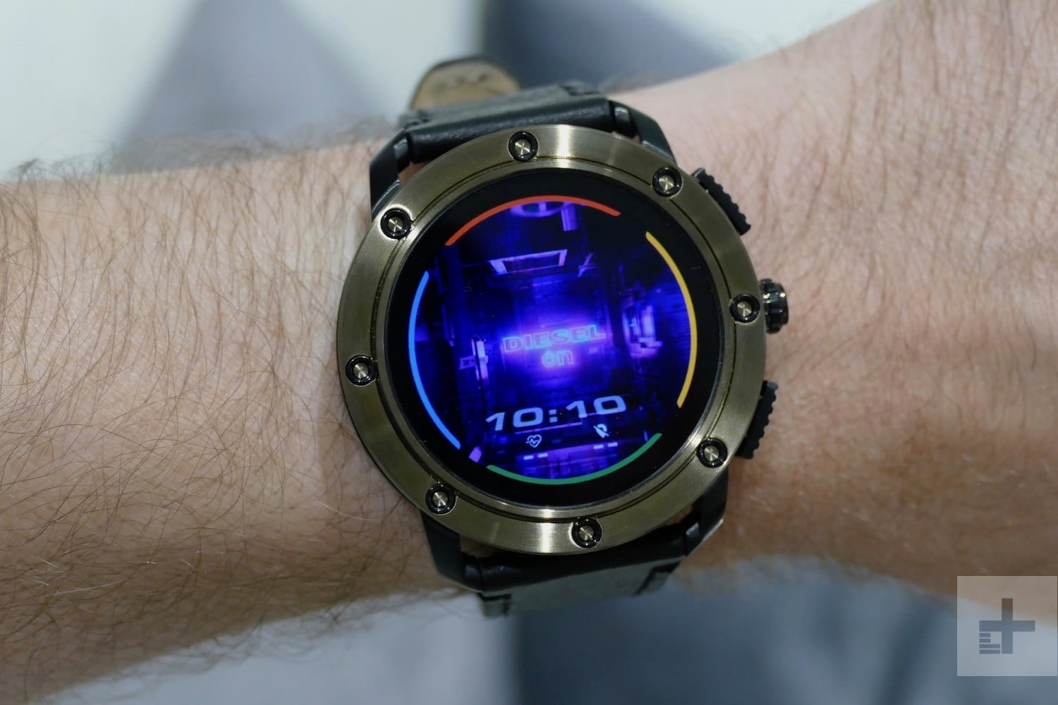 Diesel On Axial hands-on review: An undeniably wild and stunning smartwatch