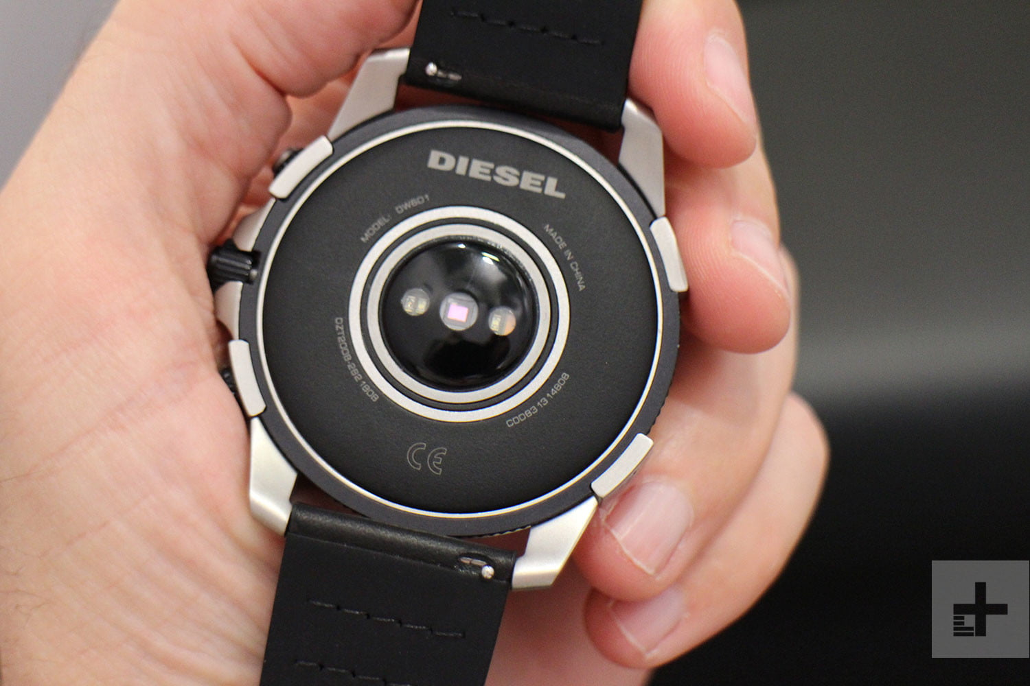 The Diesel On Axial might be the most unique-looking Wear OS smartwatch to date