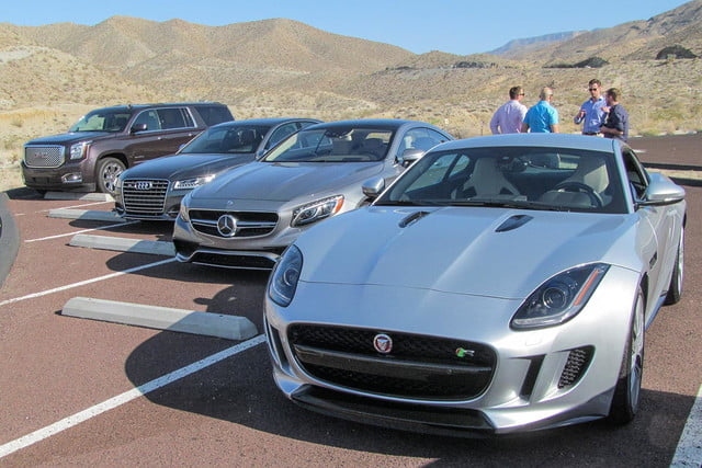 Digital Trends car of the year finalists awards candids 2