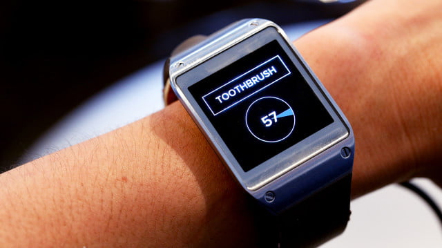 em sense smart watch wearable customizes experience identifies objects disney emsense toothbrush