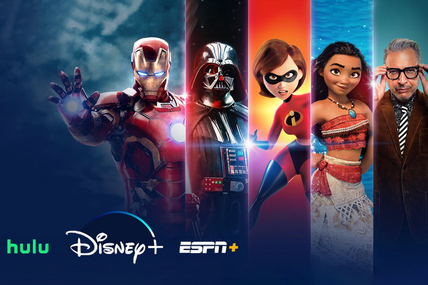 This Disney+ bundle with Hulu and ESPN+ is the best deal in streaming