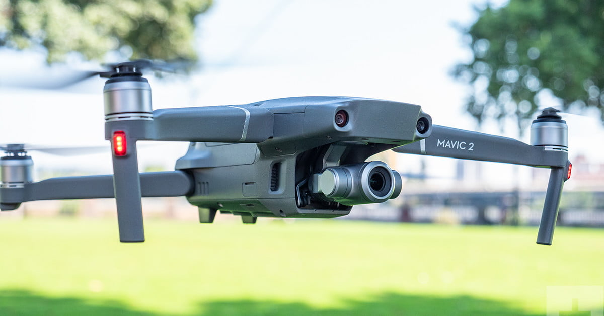 New York Man Arrested After Allegedly Shooting Down a Mavic Drone