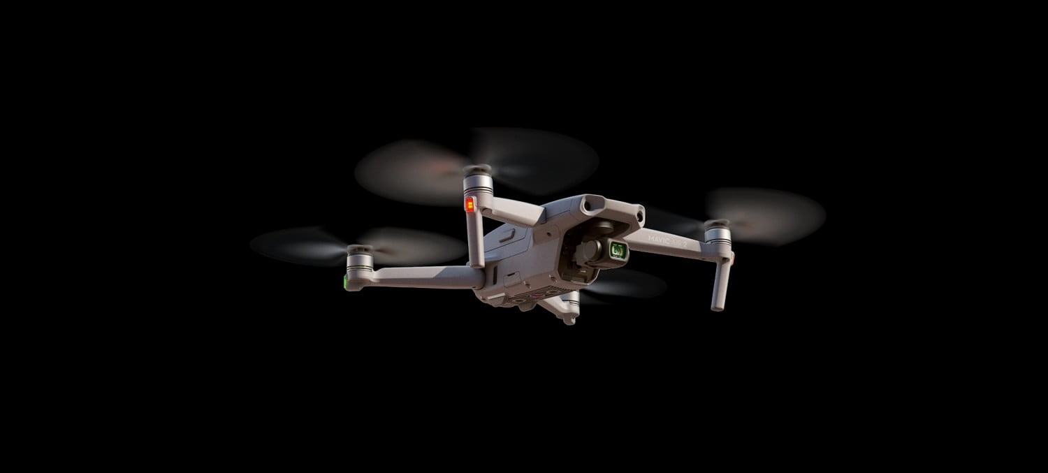 Dji S Mavic Air 2 Has 4k 60fps Obstacle Avoidance For 800 Digital Trends