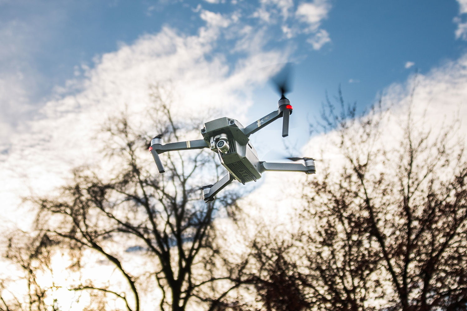 DJI Mavic Pro Review (Updated for 2018)   Digital Trends