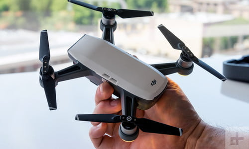 DJI Spark Review: One of the Best Compact Drones You Can Buy