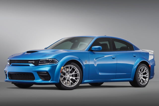 2020 dodge charger srt hellcat widebody daytona 50th anniversary edition