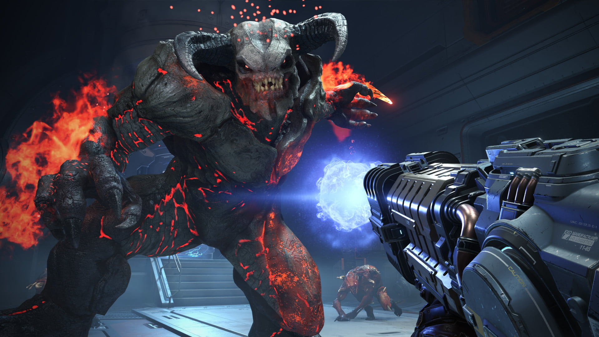 Doom Eternal stays old-school, won't include microtransactions