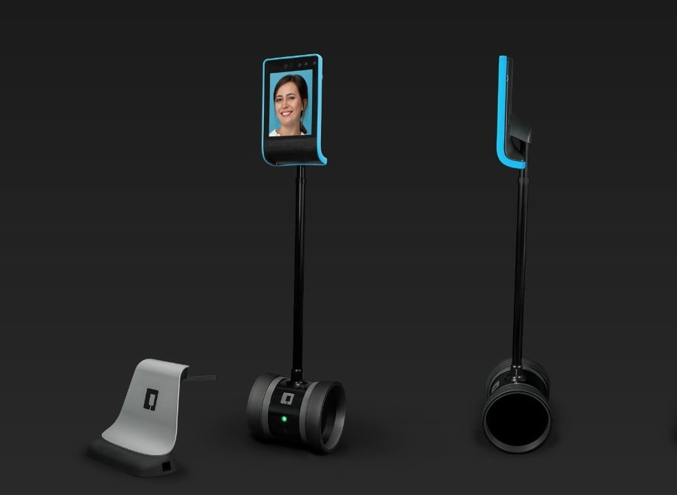 The Double 3 telepresence robot is now much more than an iPad on wheels