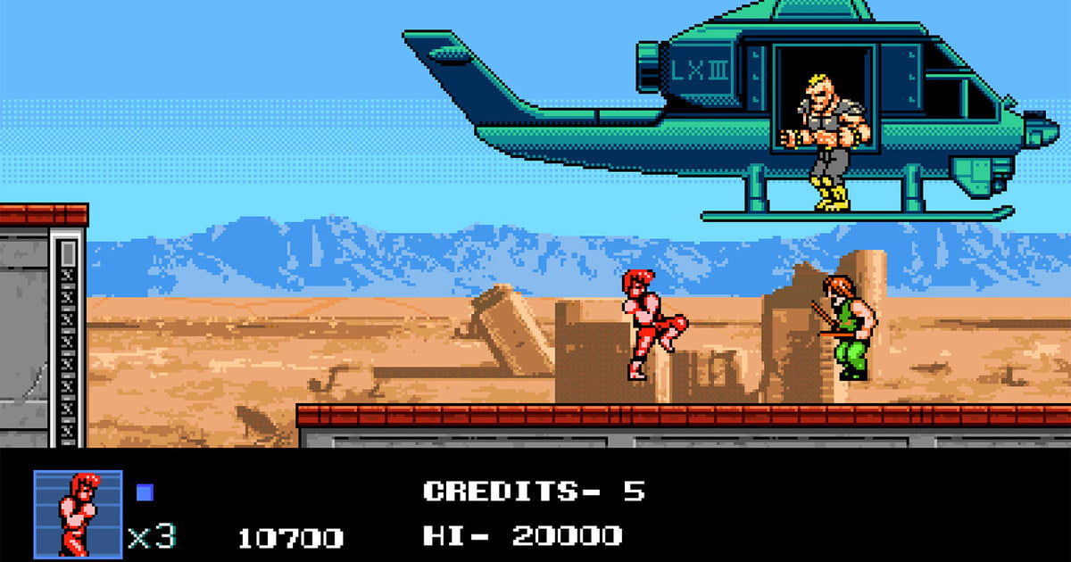 Double Dragon 4 First Impressions Digital Trends