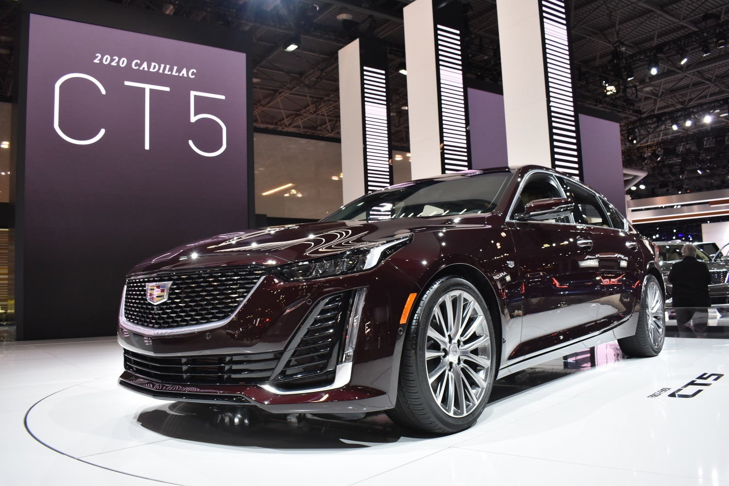 Entry Level 2020 Cadillac Ct5 Sedan Priced At Under 40 000