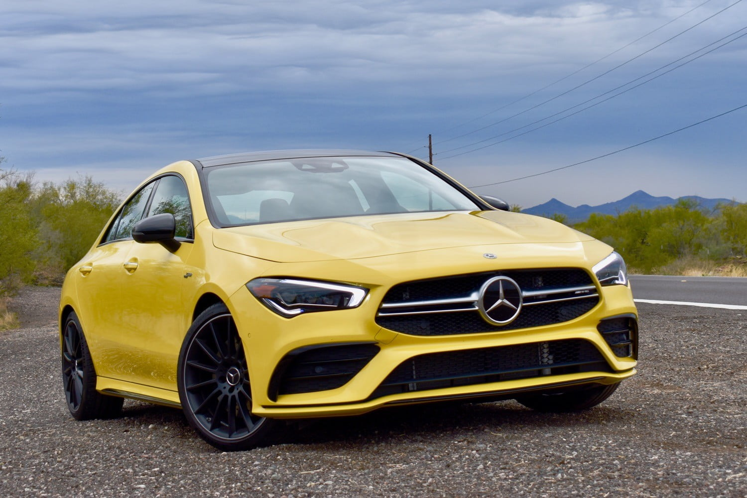 2020 Mercedes-Benz CLA first drive review: Bite size luxury