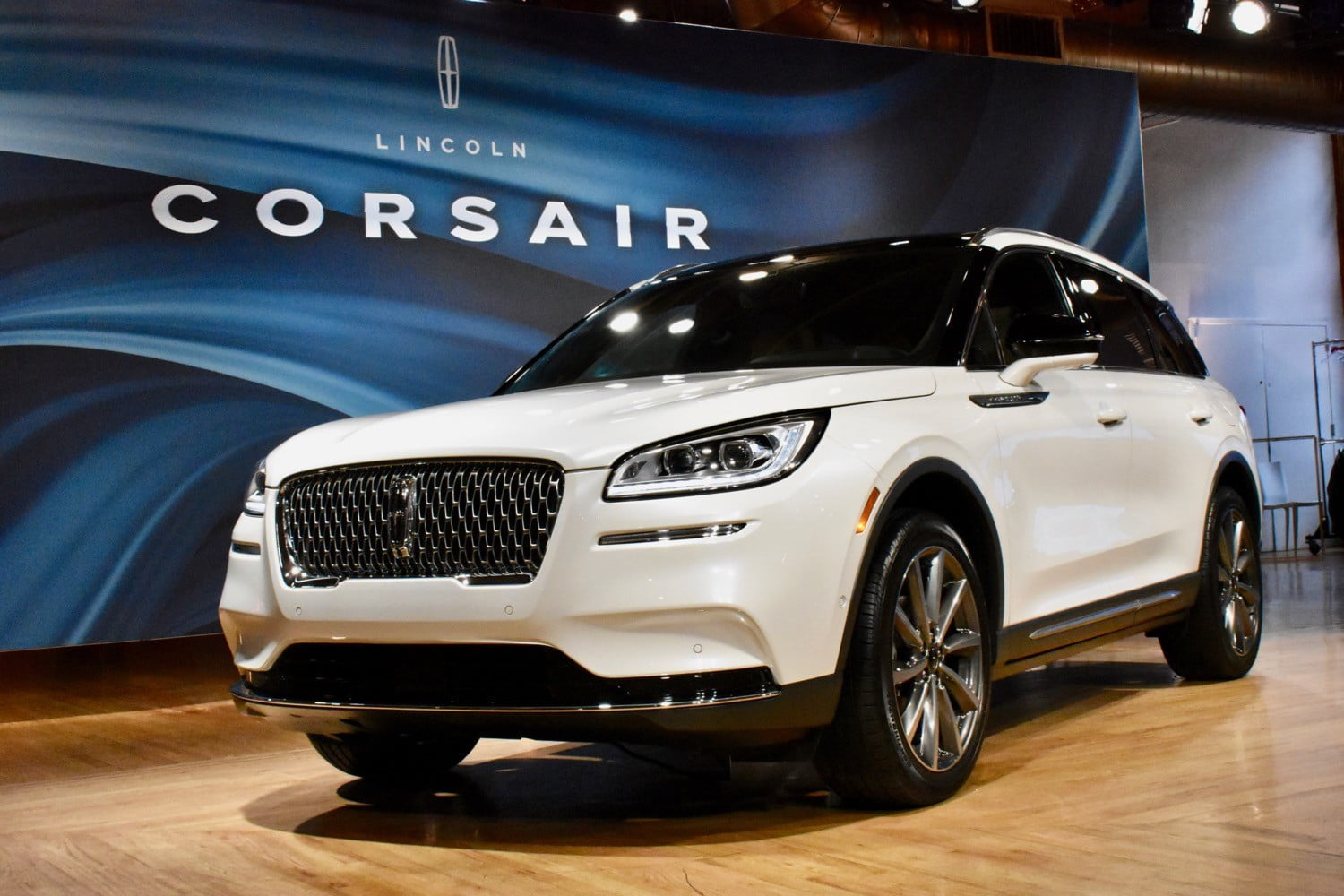 2020 Lincoln Corsair Small Suv To Debut At 2019 New York Auto Show