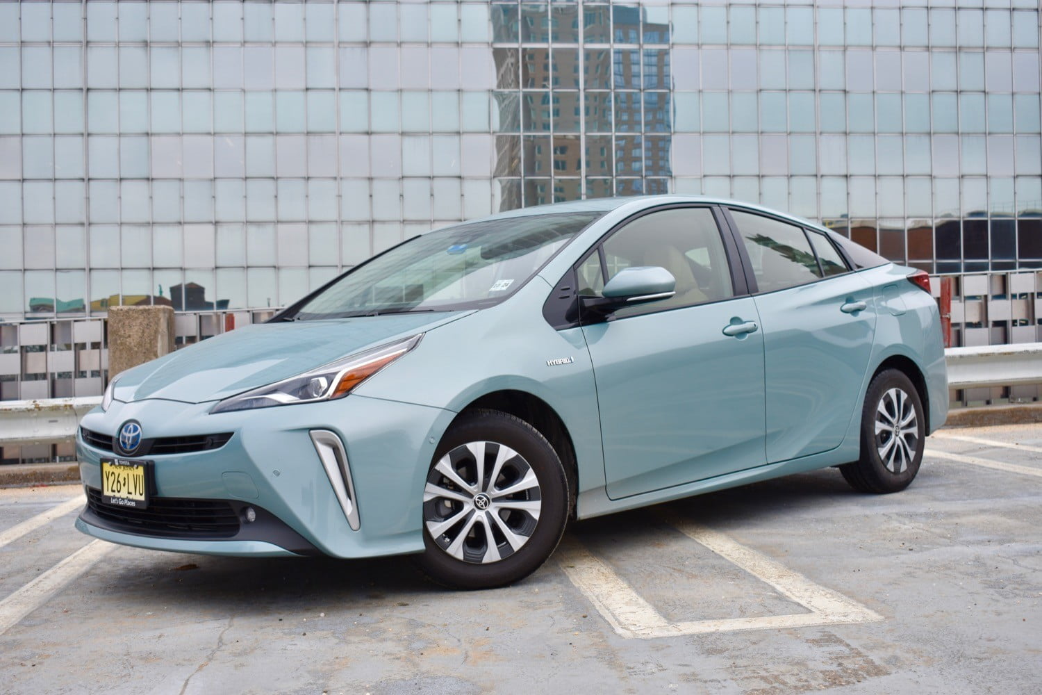 2020 Toyota Prius XLE AWD-e review: This classic hybrid is a winter warrior