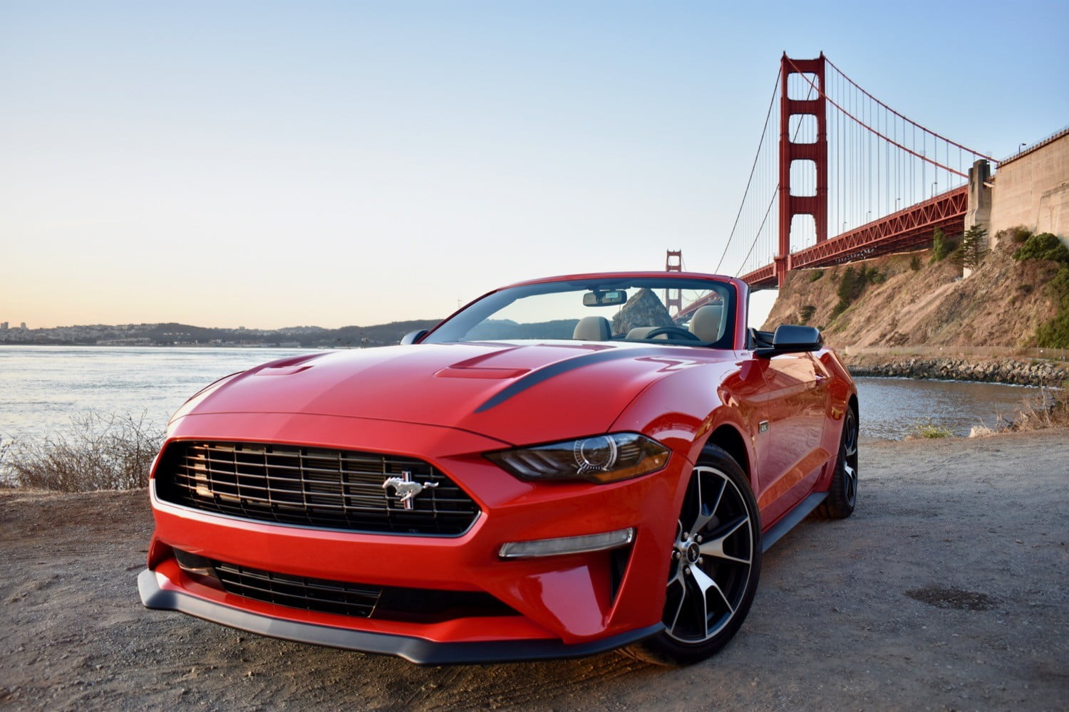2020 Ford Mustang EcoBoost HPP first drive review: Four is more