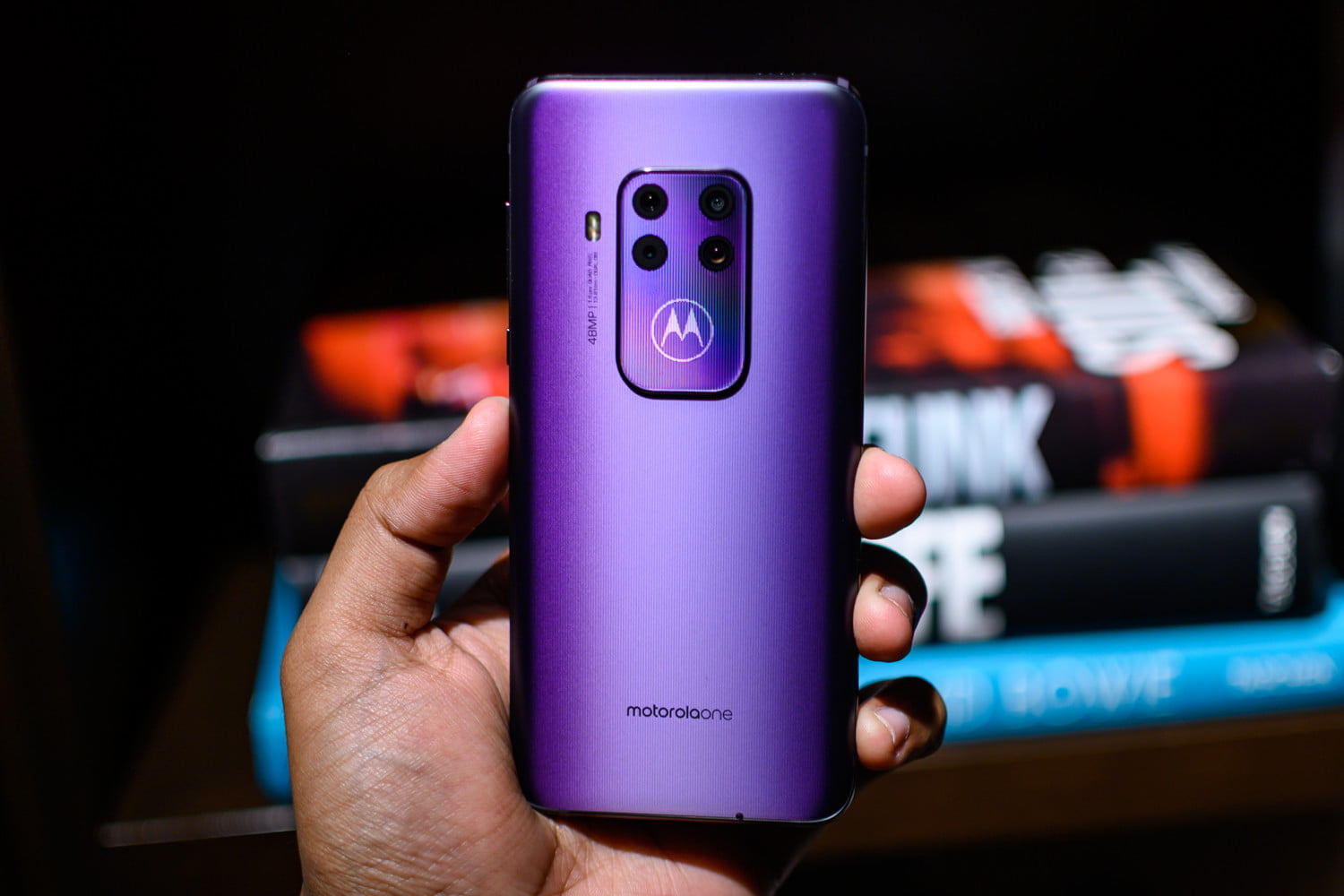 Motorola One Zoom Hands-on Review: Four Cameras  Four