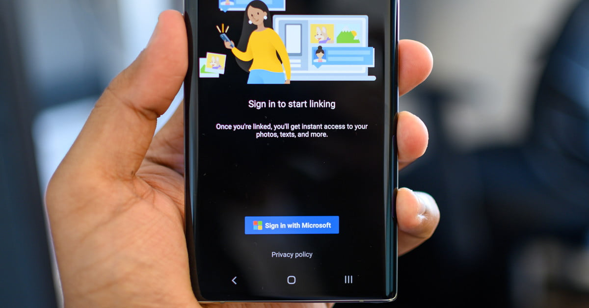 How to use Link to Windows to connect your Samsung phone to a PC