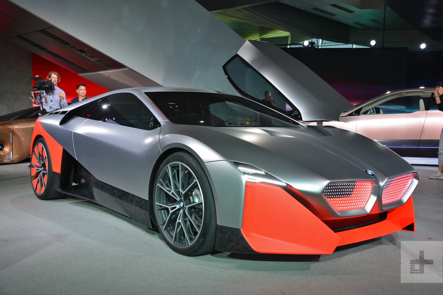 Bmw Vision M Next Concept Previews The Sports Car Of The
