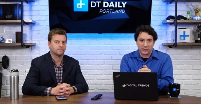 DT Daily: Foldable smartphones, the future of Apple Music, and BlizzCon