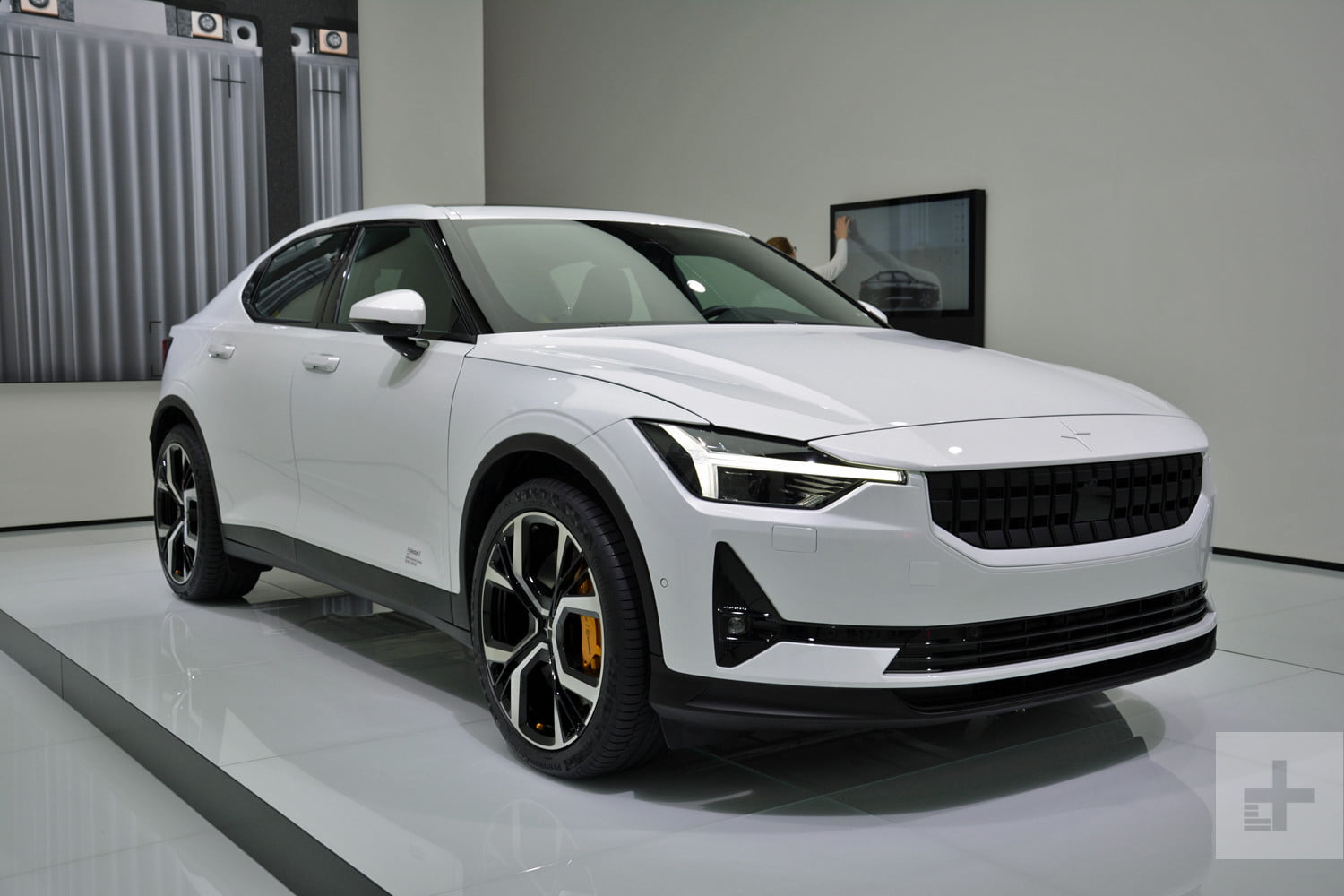 Google and Volvo helped Polestar craft its answer to the Tesla Model 3