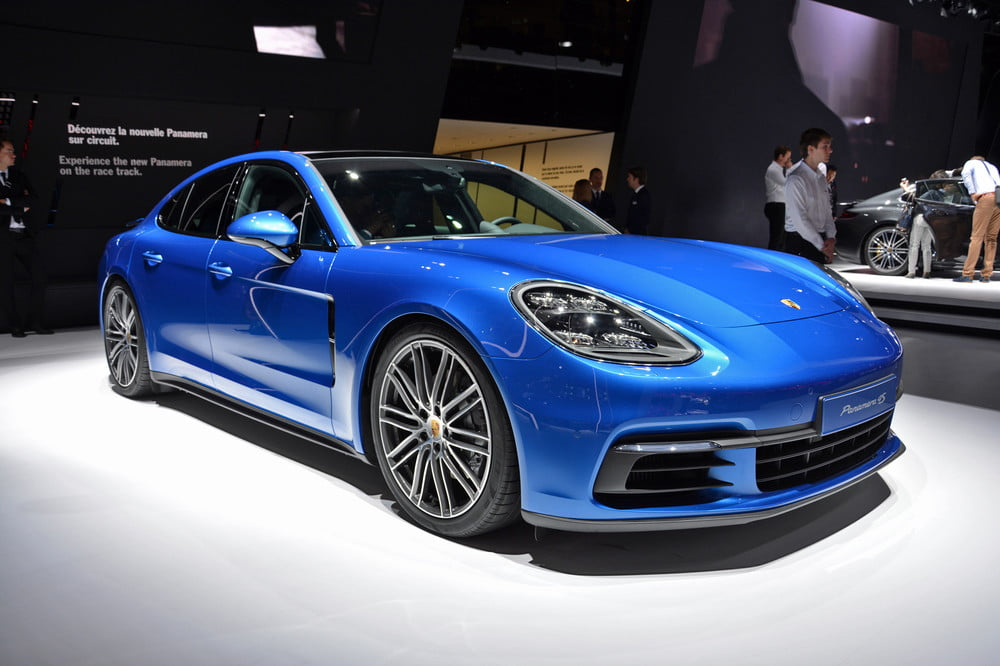 The new Porsche Panamera rights the original model's wrongs