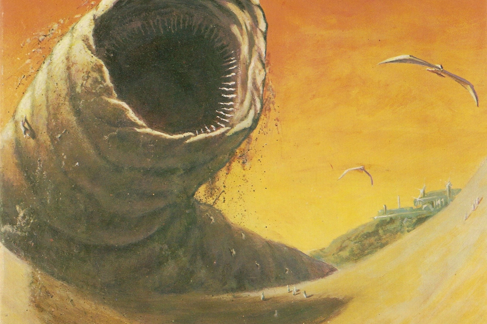 18 Epic Science Fiction Books Being Made Into Movies