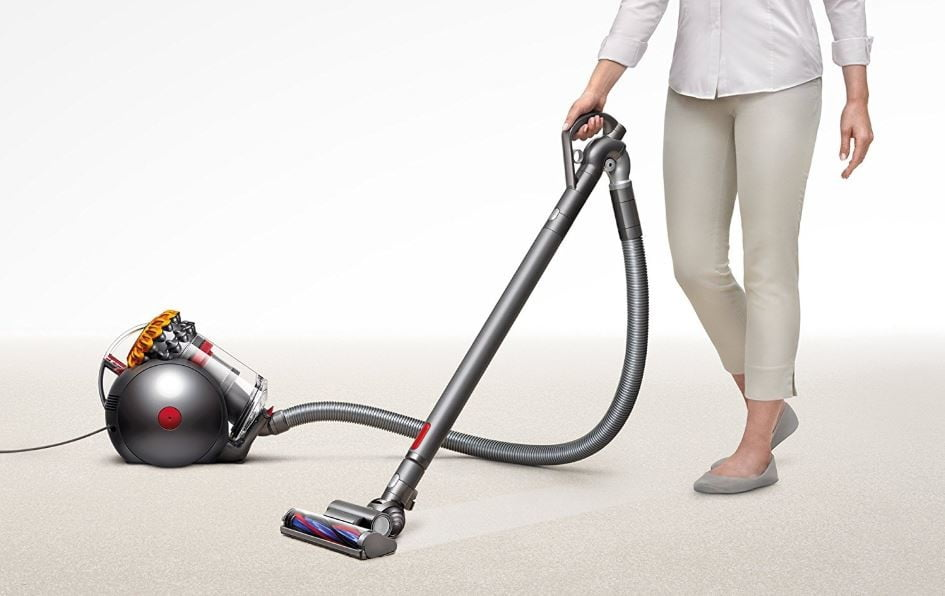 Amazon sweeps in with a $101 price cut on the Dyson Big Ball canister vacuum