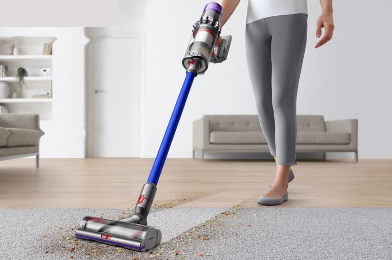 Dyson Cordless And Upright Vacuums