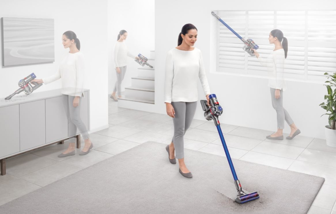 Still shopping for holiday gifts? Dyson's deal on this vacuum is a steal