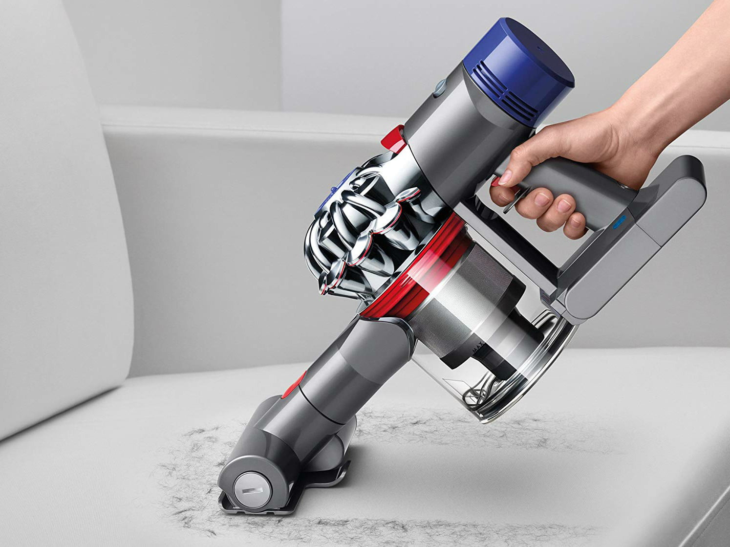 Snag the Dyson V8 Animal cordless stick vacuum for 40% less on Amazon