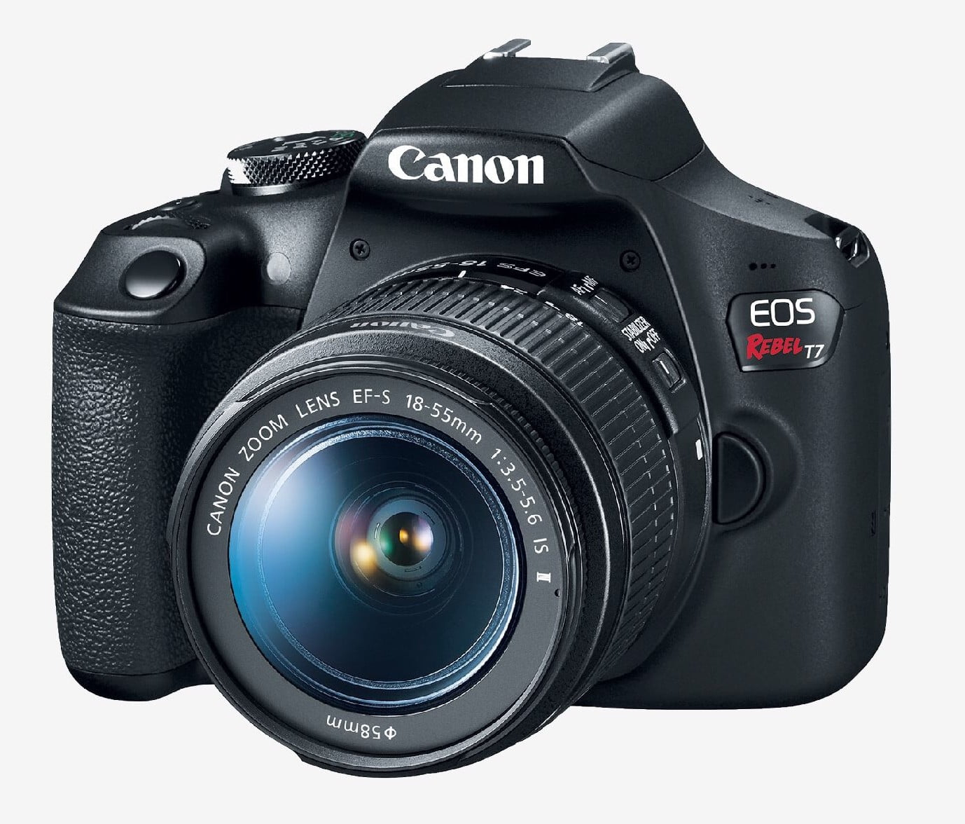 Canon Launches Latest Entry-Level DSLR, The EOS Rebel T7