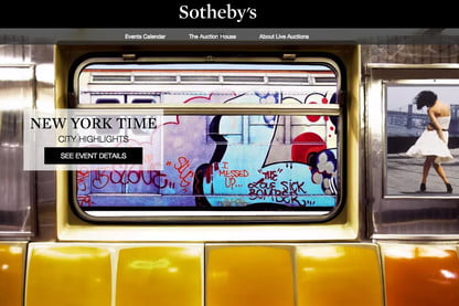New Ebay Livestream Site Lets You Bid In Sotheby S Auctions Digital Trends