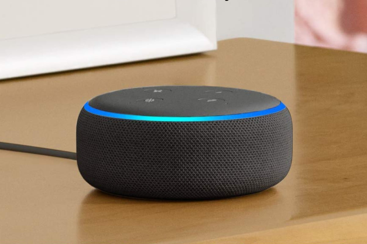 Echo Dot is Amazon's bestselling electronic. Here's why it's a great gift