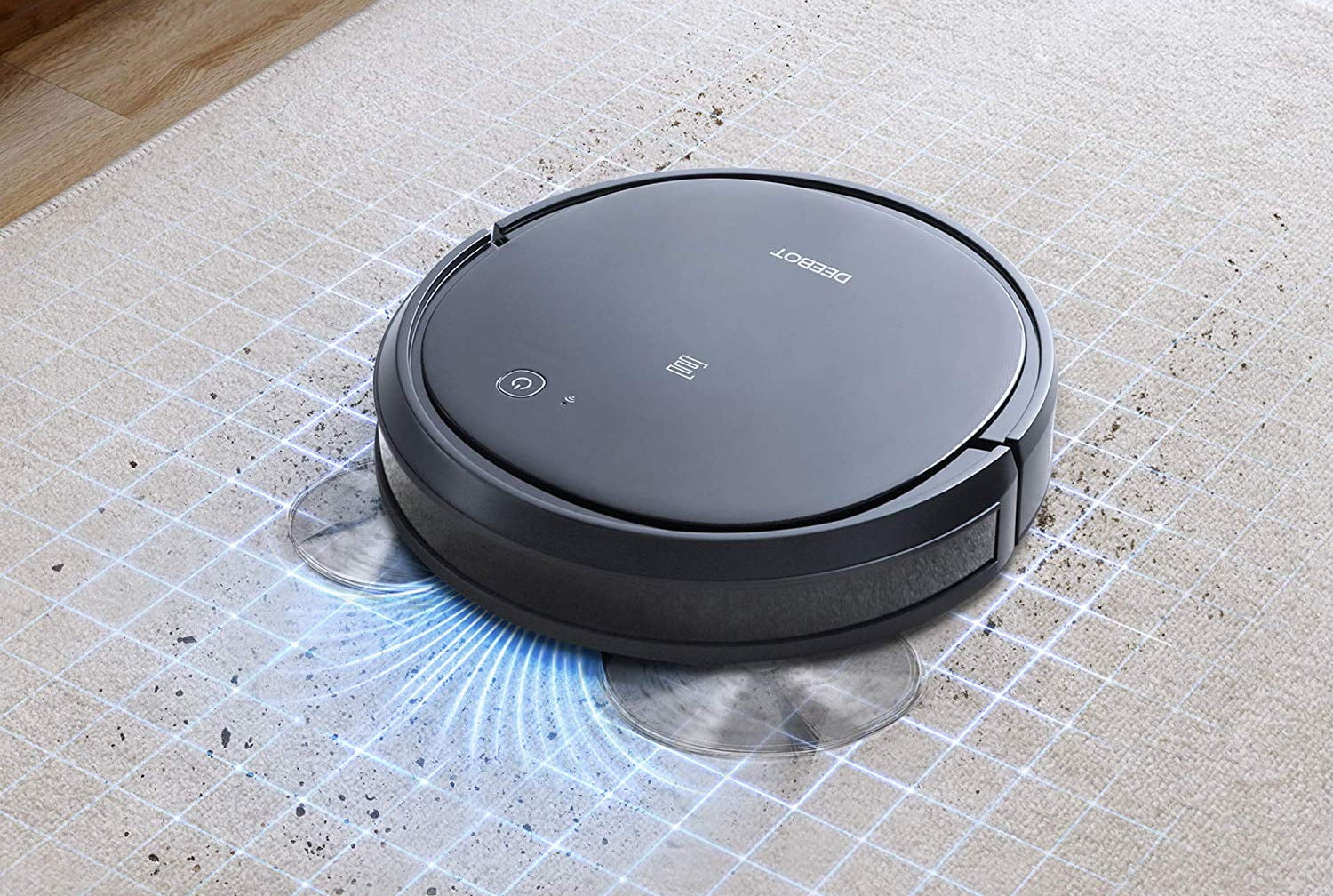 Amazon Slashes Price on Ecovacs Deebot 500 Robot Vac for