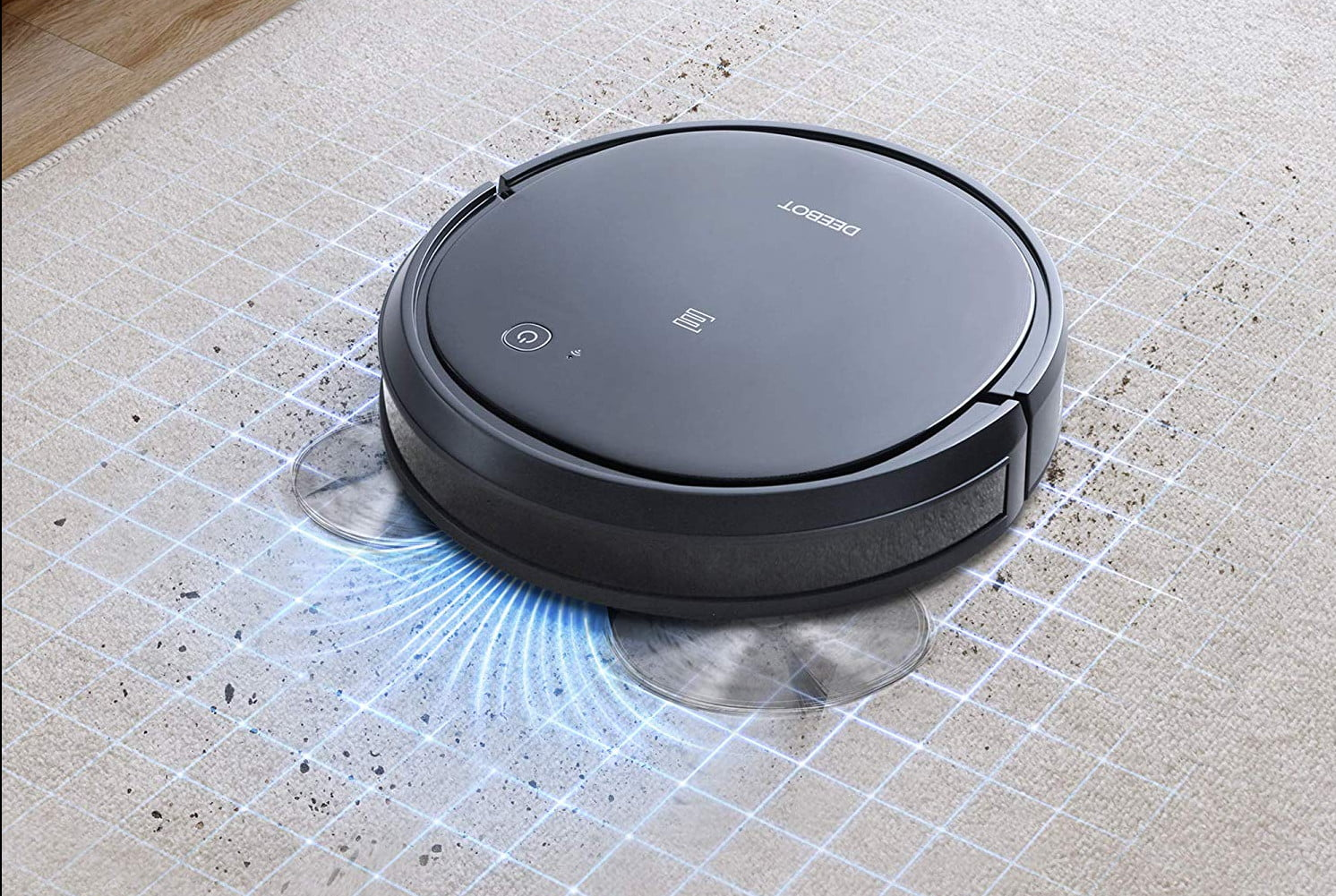Amazon cuts 52% off the price of the Ecovacs Deebot 500 robotic vacuum cleaner