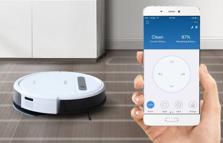 Amazon sweeps in with price cuts up to $146 on iRobot and Ecovacs robot vacuums